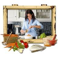 Фоторамка для того домохозяйки, которая любит готовить