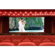 Рамка для того фотография сверху экране кинотеатра