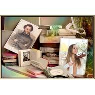 Среди книг держи столе есть смысл ваше фотомордочка - засунуть онлайн